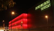 Osvetlitev Pivovarne Union