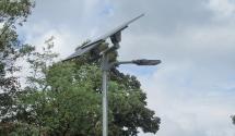 Solarna svetila v Grosuplju